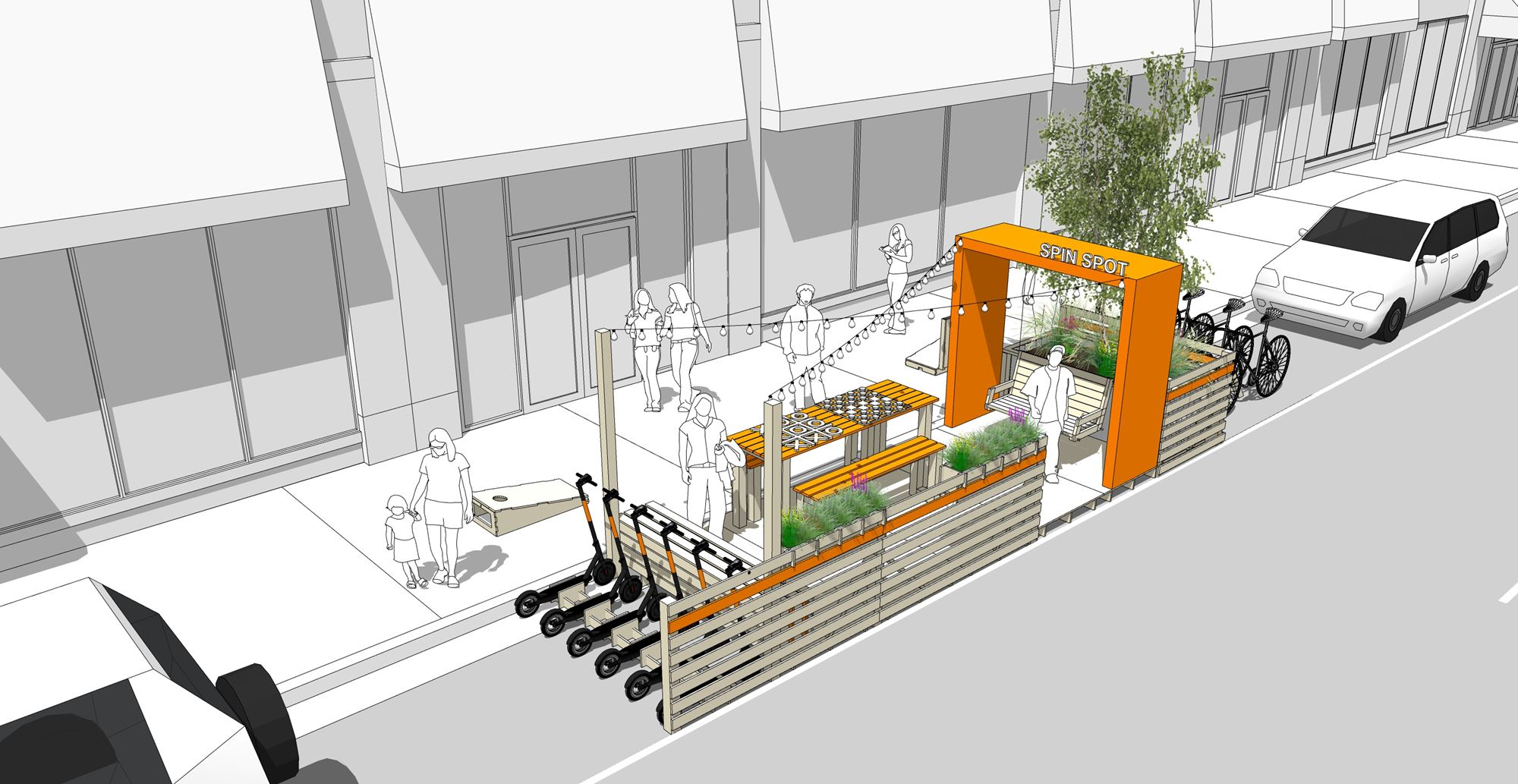 Parklets Could Soon Appear in Kansas City