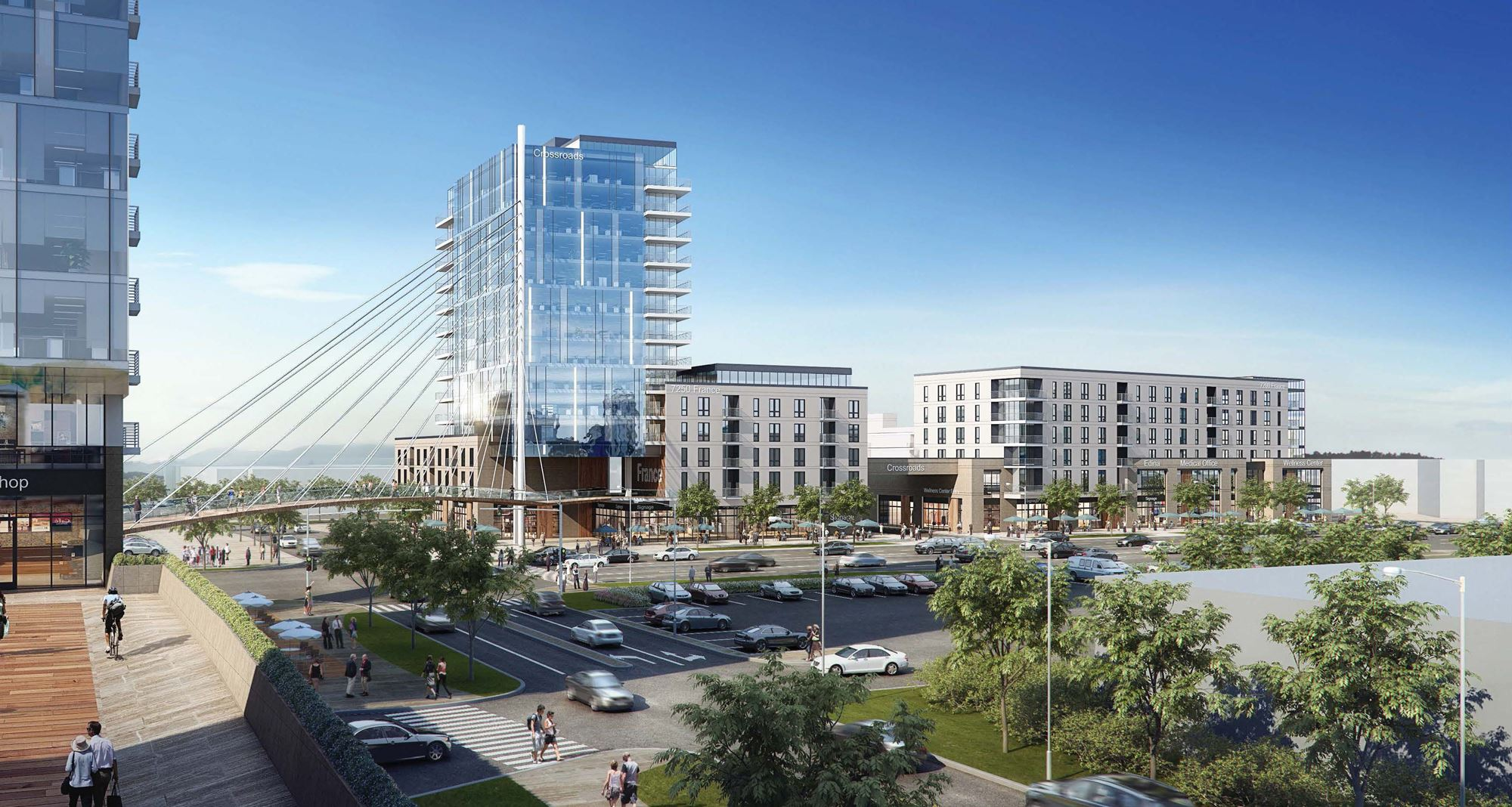 Edina to Consider Major Redevelopment Plan at U.S. Bank Site
