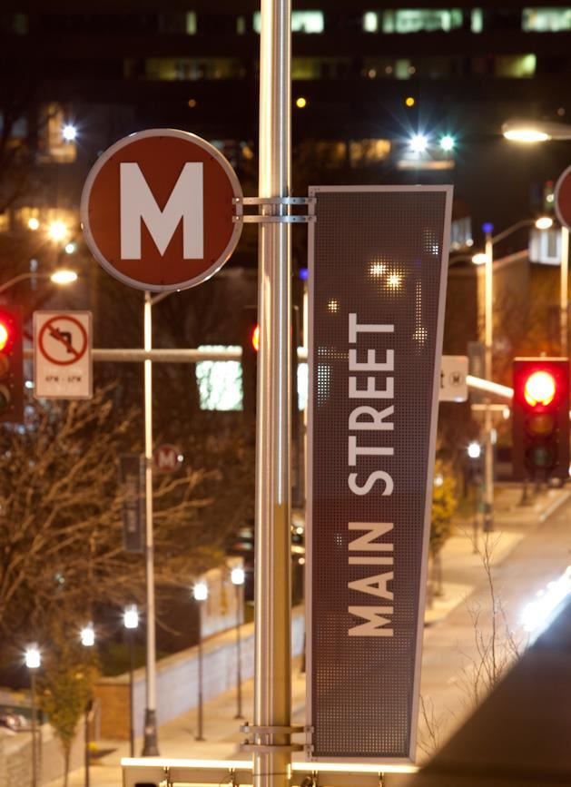 Main Street District Streetscape Implementation