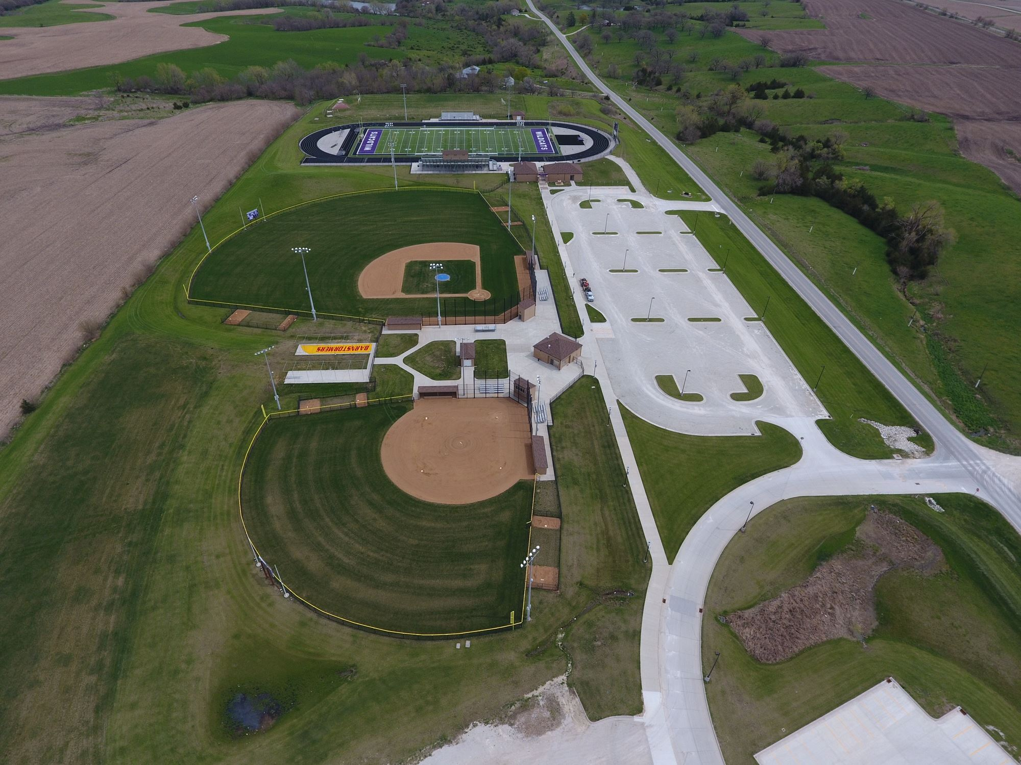 West Central Valley Athletic Complex