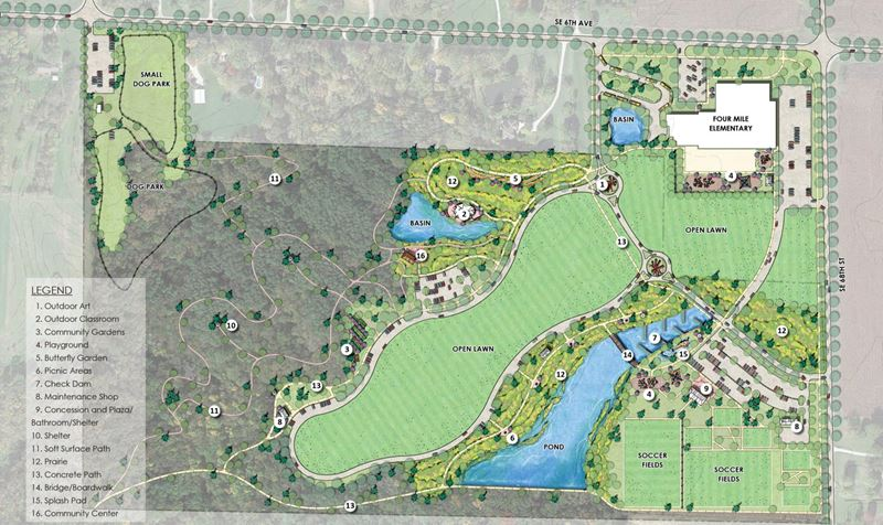 Pleasant Hill and Altoona, IA Plan to Add More Than 150 acres of Recreational Space to Eastern Polk County