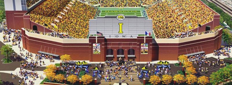 University of Iowa: Kinnick Stadium Renovations