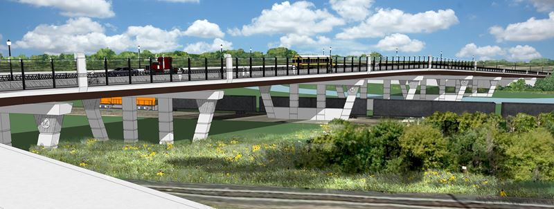 U.S. 83/Broadway Bridge Replacement