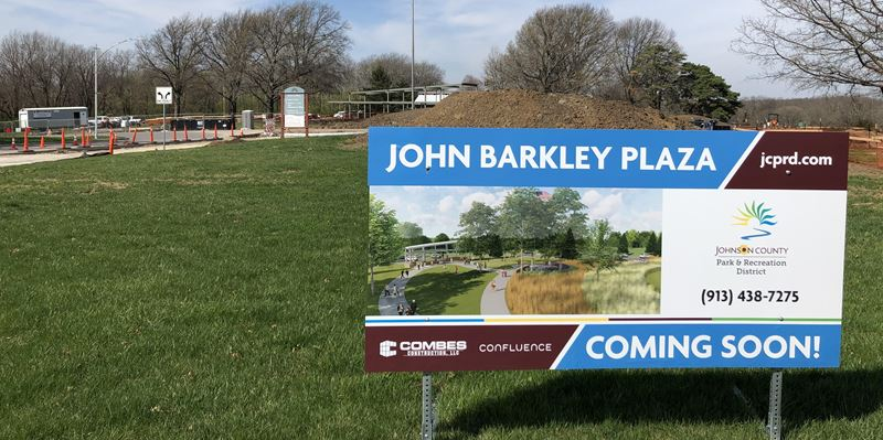 John Barkley Plaza Coming Soon