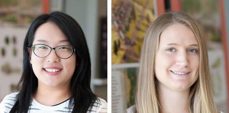 Confluence Welcomes Shan He and Kaitlyn Rieber