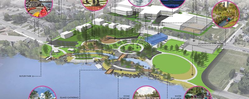 St. Cloud RiverWalk: Master Plan