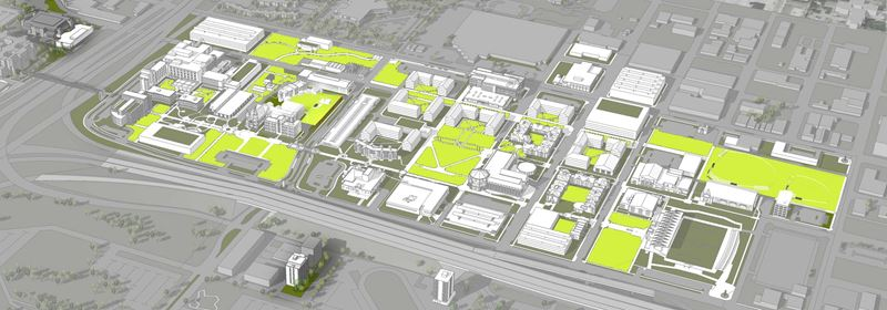 Creighton University:  Campus Master Plan