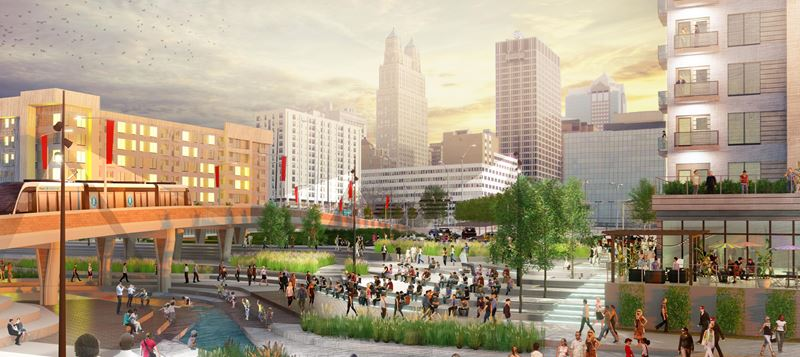 Confluence Landscape Architecture Planning Urban Design