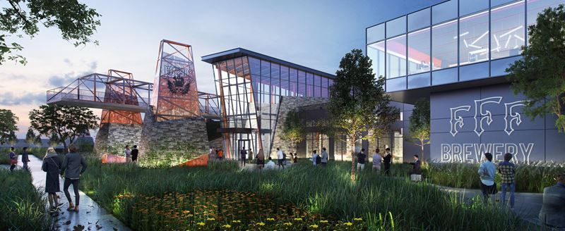 Three Floyds Brewery and Brewpub Expansion