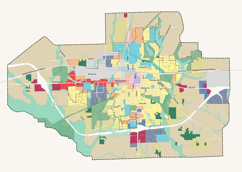 Fairfield Forever Comprehensive Plan