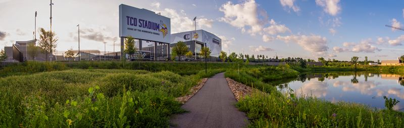 Minnesota Vikings Headquarters to Receive Award of Excellence