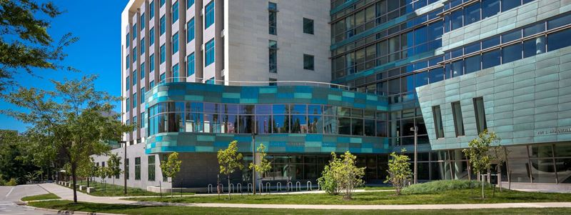 University of Iowa: John and Mary Pappajohn Biomedical Discovery Building