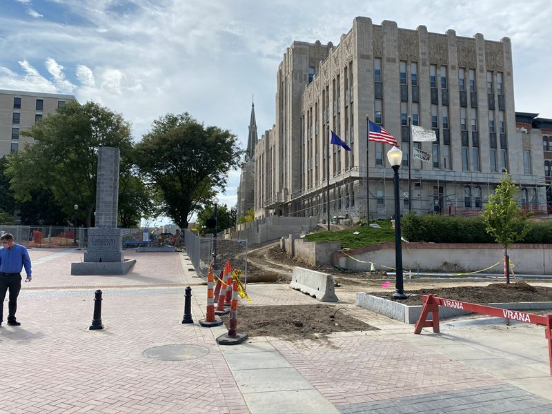 Creighton University Begins Construction