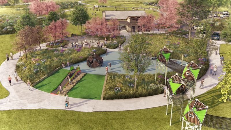 Design Concepts Released for Wilder Bluff Park
