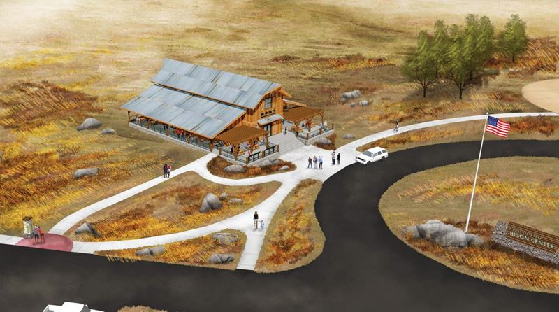 Custer State Park Receives Grant for Construction