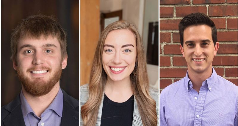 Confluence Welcomes Calvin, Casey and Avery