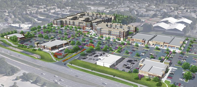 The Promontory Mixed-Use Development