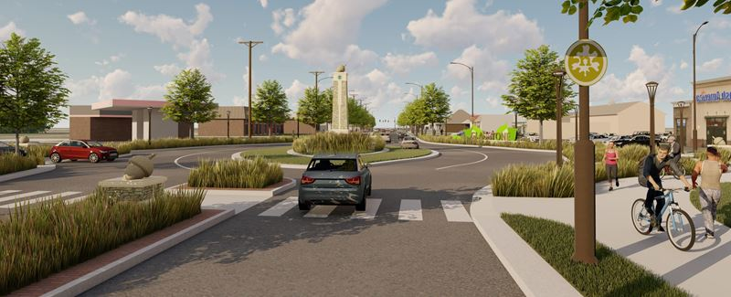 North Oak Corridor Complete Streets Plan