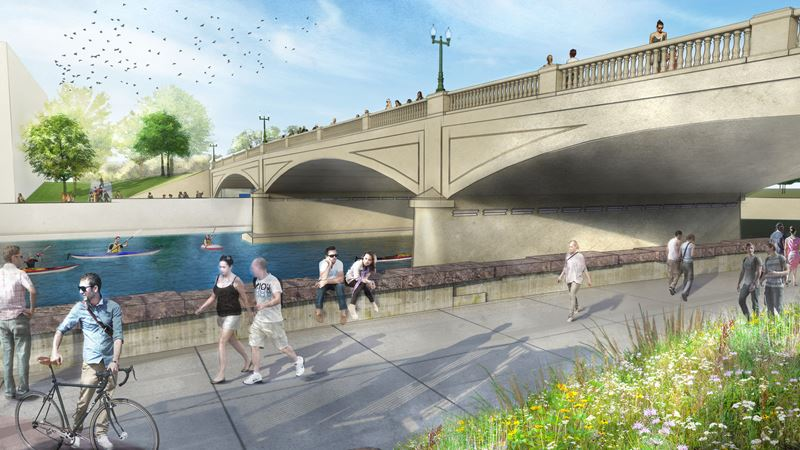 Eighth Street Bridge Construction Starts Soon